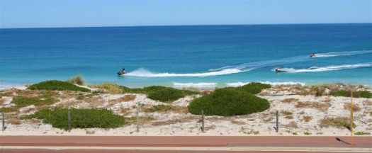 View 1 bedroom – Oceanview 1 Bedroom Spa Suite at