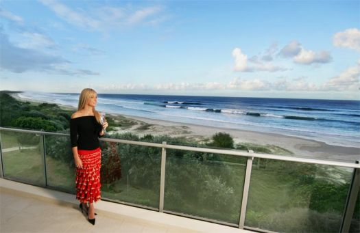 View 3 bedroom – Beachfront at
