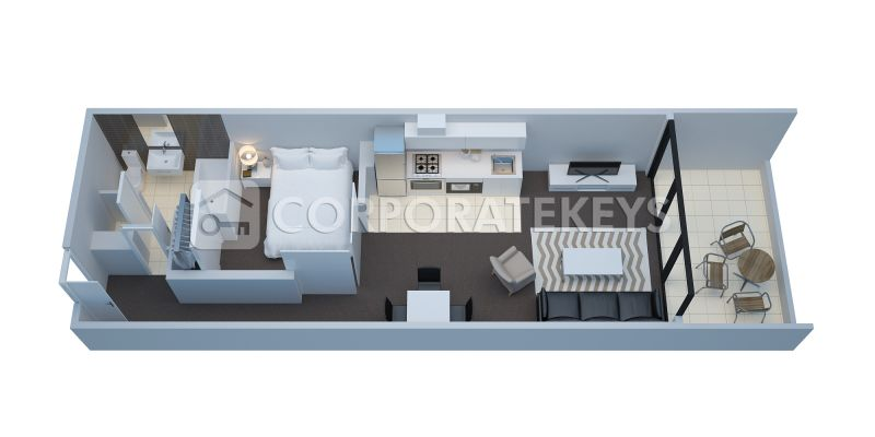 953-Neo-1-bedrooms-accomodation-Melbourne-CBD