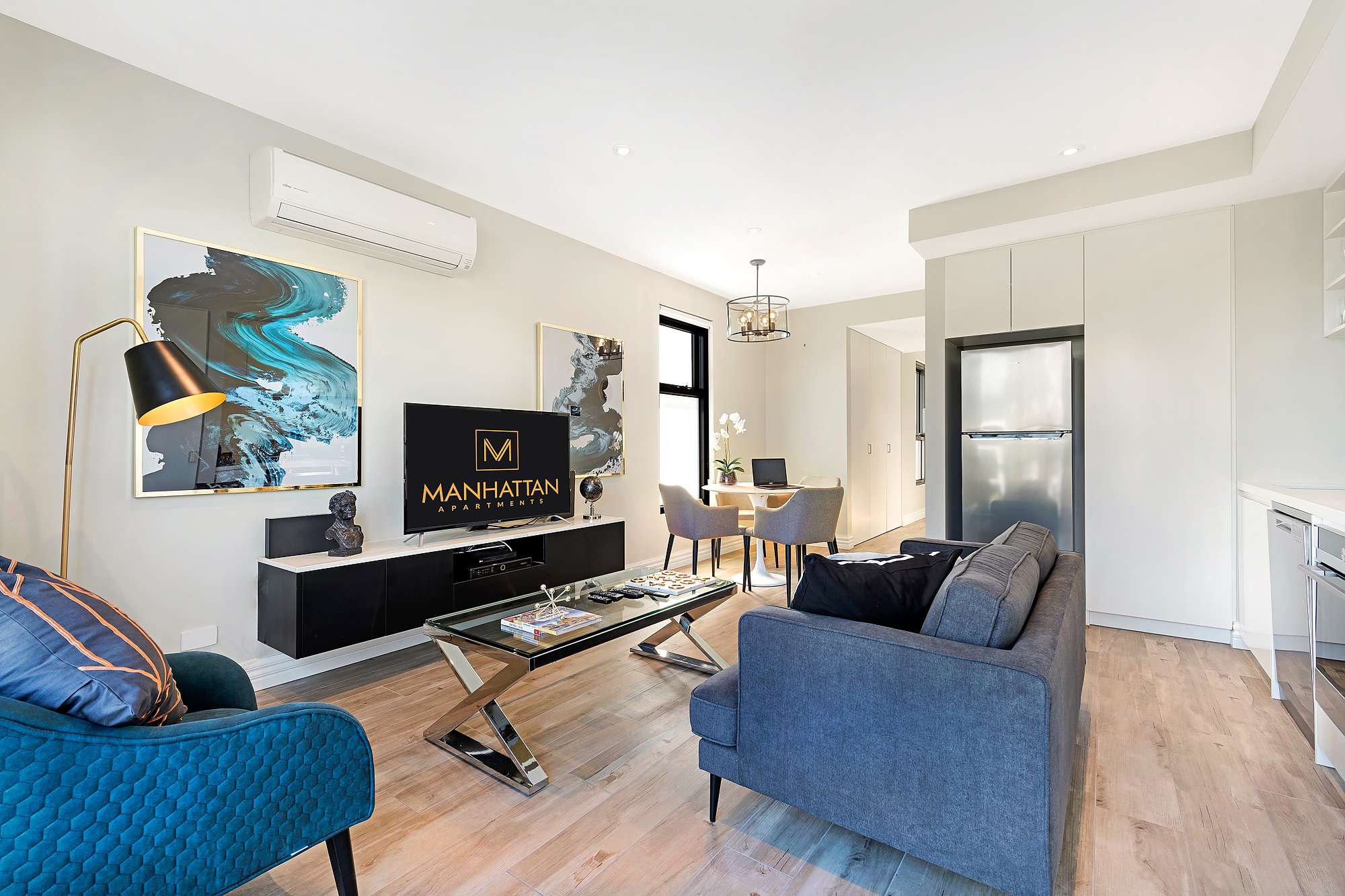 Manhattan Apartments Notting Hill Long Stay Serviced Apartments
