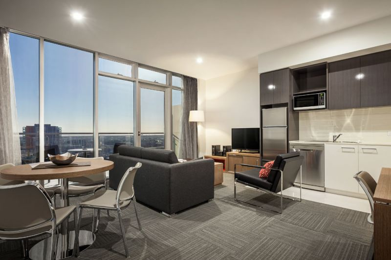 207-Quest-on-Franklin-accomodation-Adelaide-CBD-Adelaide City Residences-4-Three Bedroom Apartment-479