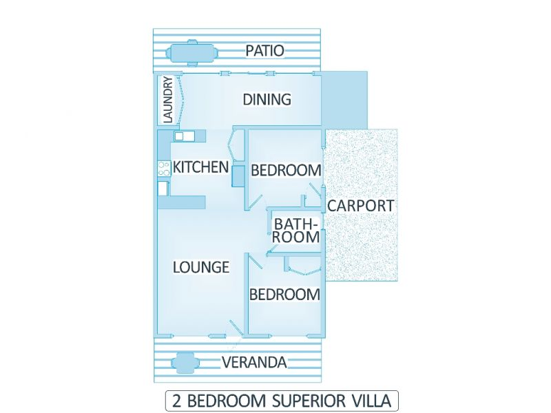 Cable Beach Residences Floor Plan