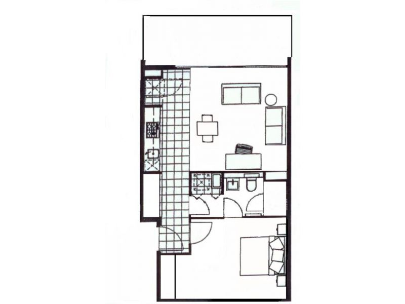 St Kilda Residences Floor Plan