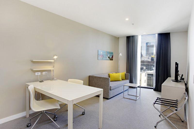 65-Ascott-International-Management-(Australia)-Pty-Ltd-accomodation-Melbourne-CBD-The Bourke Residence-2-1 Bedroom Deluxe-145