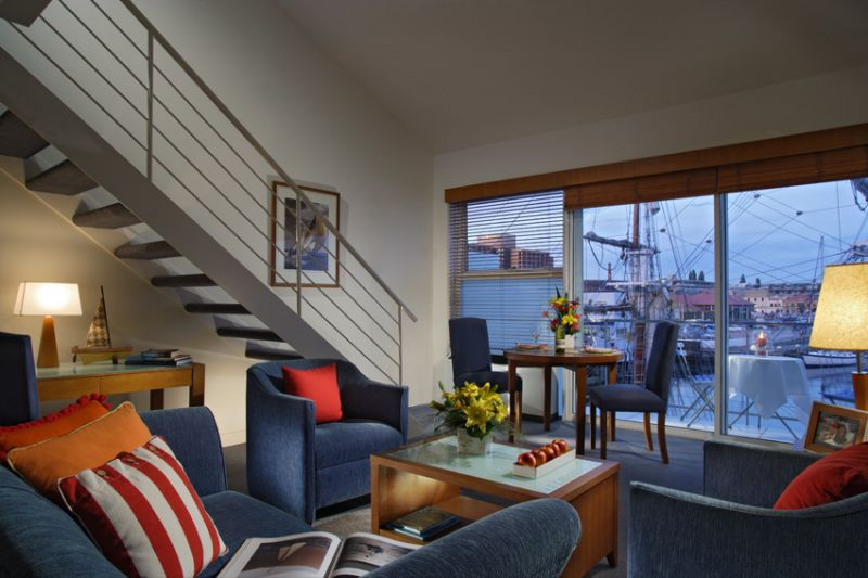 157-Somerset-on-the-Pier--accomodation-Hobart-The Residence on the Pier-2-1 Bedroom Executive-387