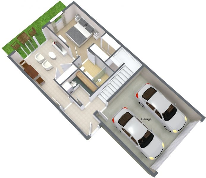 Waldorf Geraldton Furnished Apartments Floor Plan