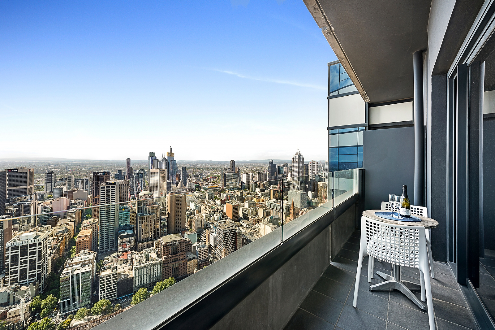 Apartment 6406 at Eureka Towers Serviced Apartments ...