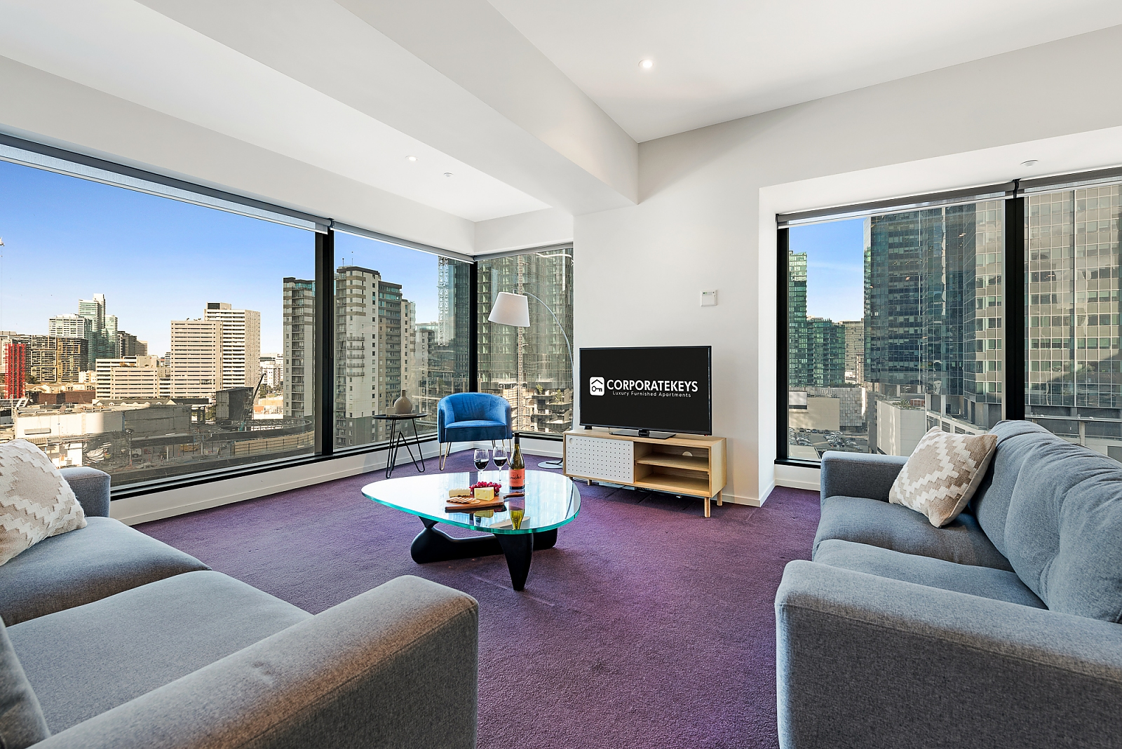Apartment 1411 at Eureka Tower Serviced Apartments ...