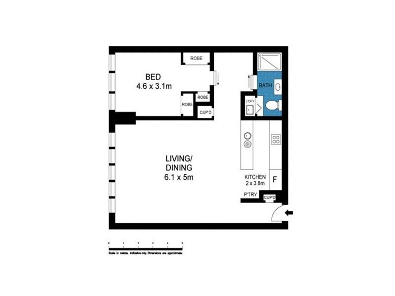 289-Freshwater-Place-1-bedrooms-accomodation-Southbank