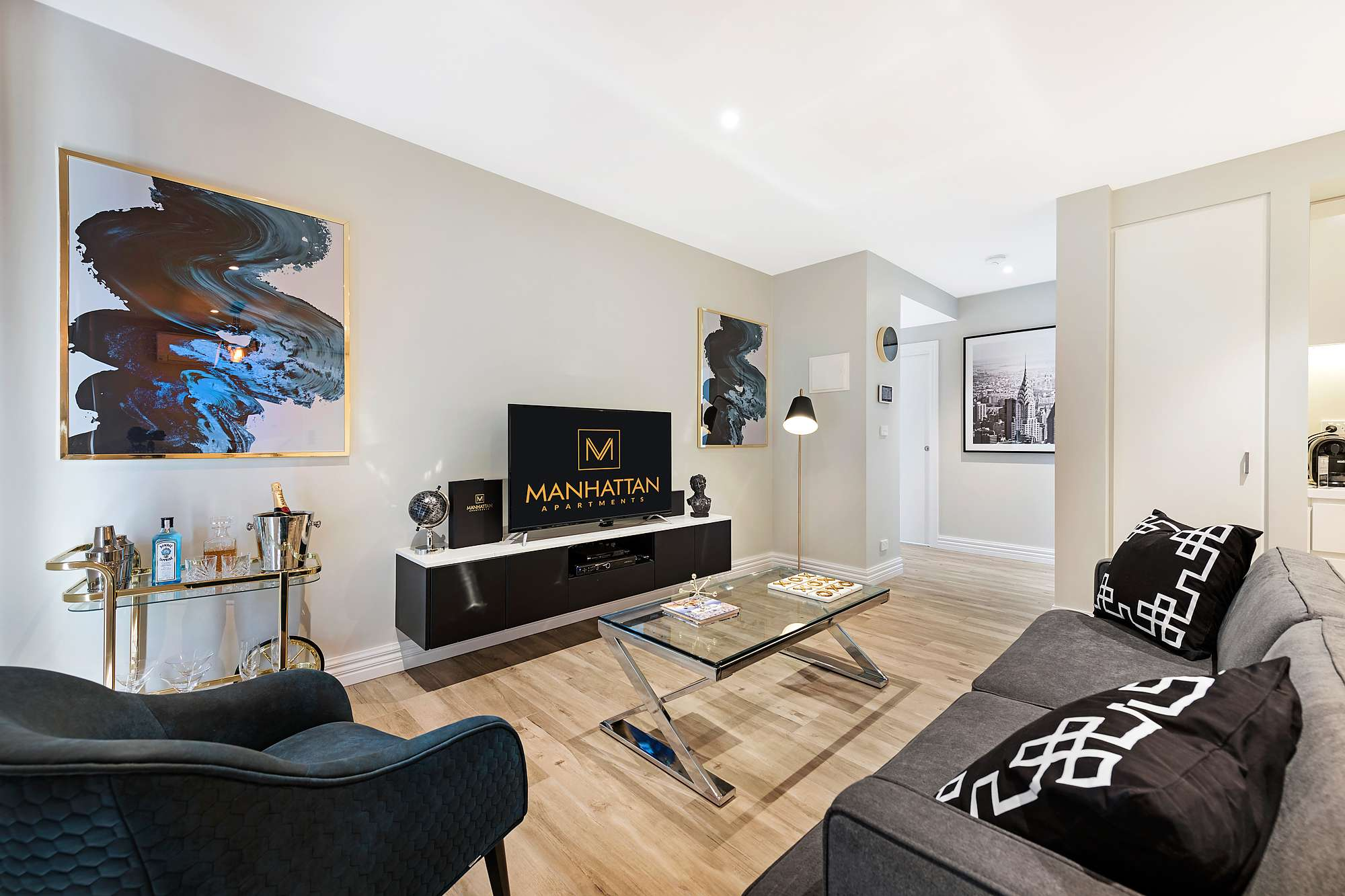 Manhattan Apartments - Notting Hill Long Stay Serviced ...