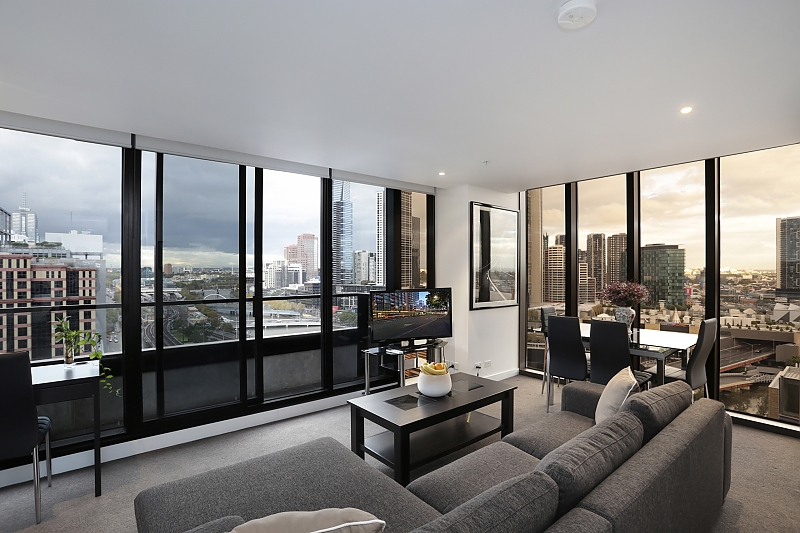 Aura Melbourne Apartments - Melbourne CBD Serviced Apartments